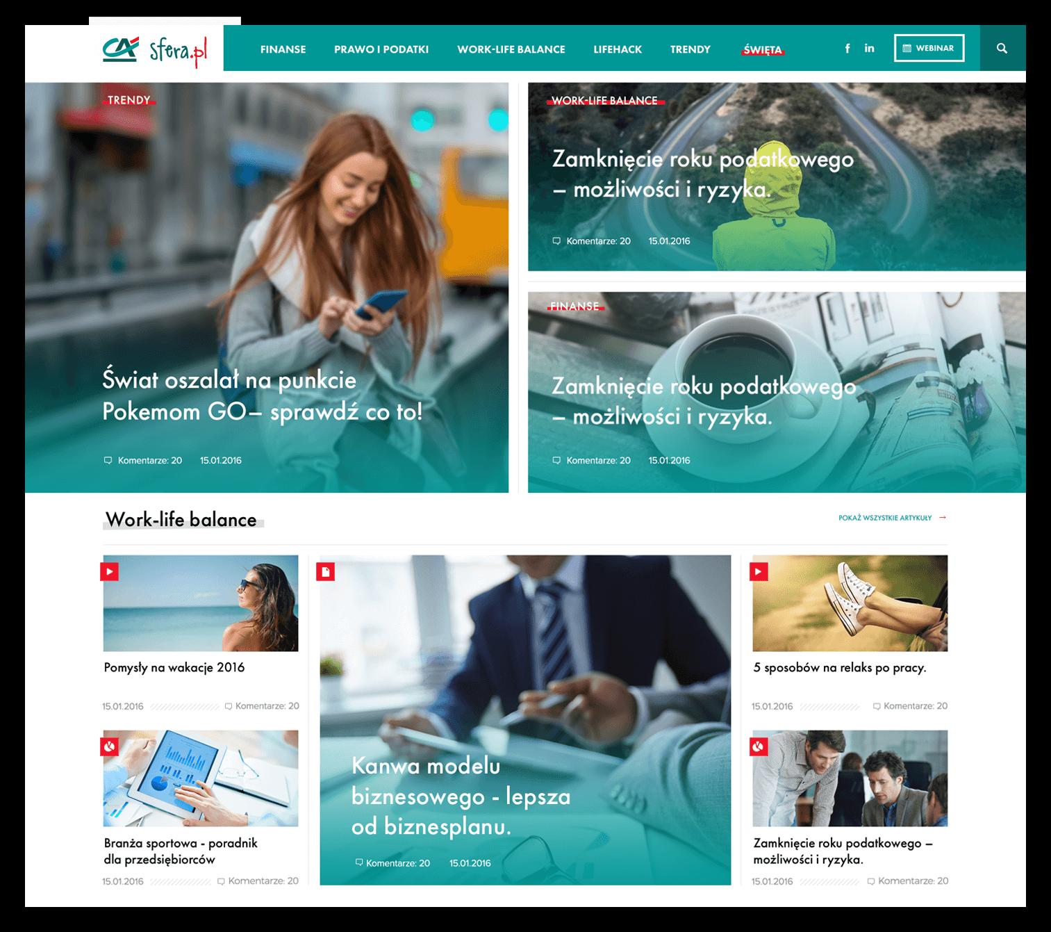 casfera-credit-agricole-website