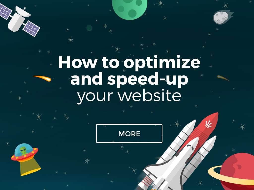 How to optimize and speed-up your website. A Complete guide.