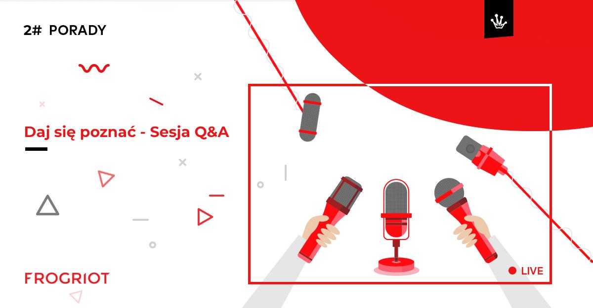 Sesja Q&A